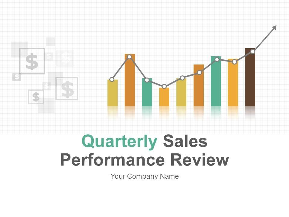 Quarterly Sales Performance Review Complete Powerpoint Deck With