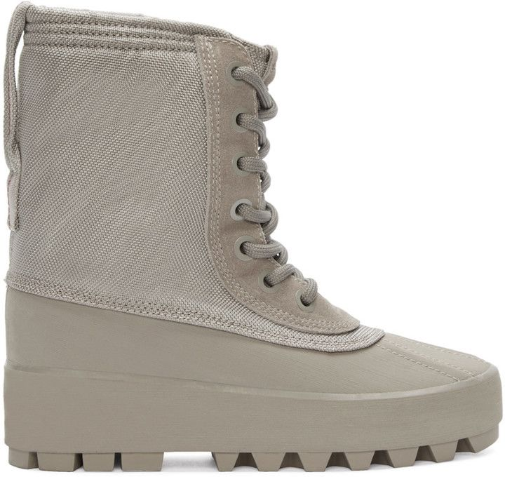 61e86a9a94026 YEEZY Season 1 Taupe YEEZY 950 Boots