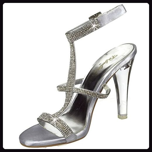 Strass Clearly Heels 418 Sexy Fabulicious Transparente High QrdWxBCoe