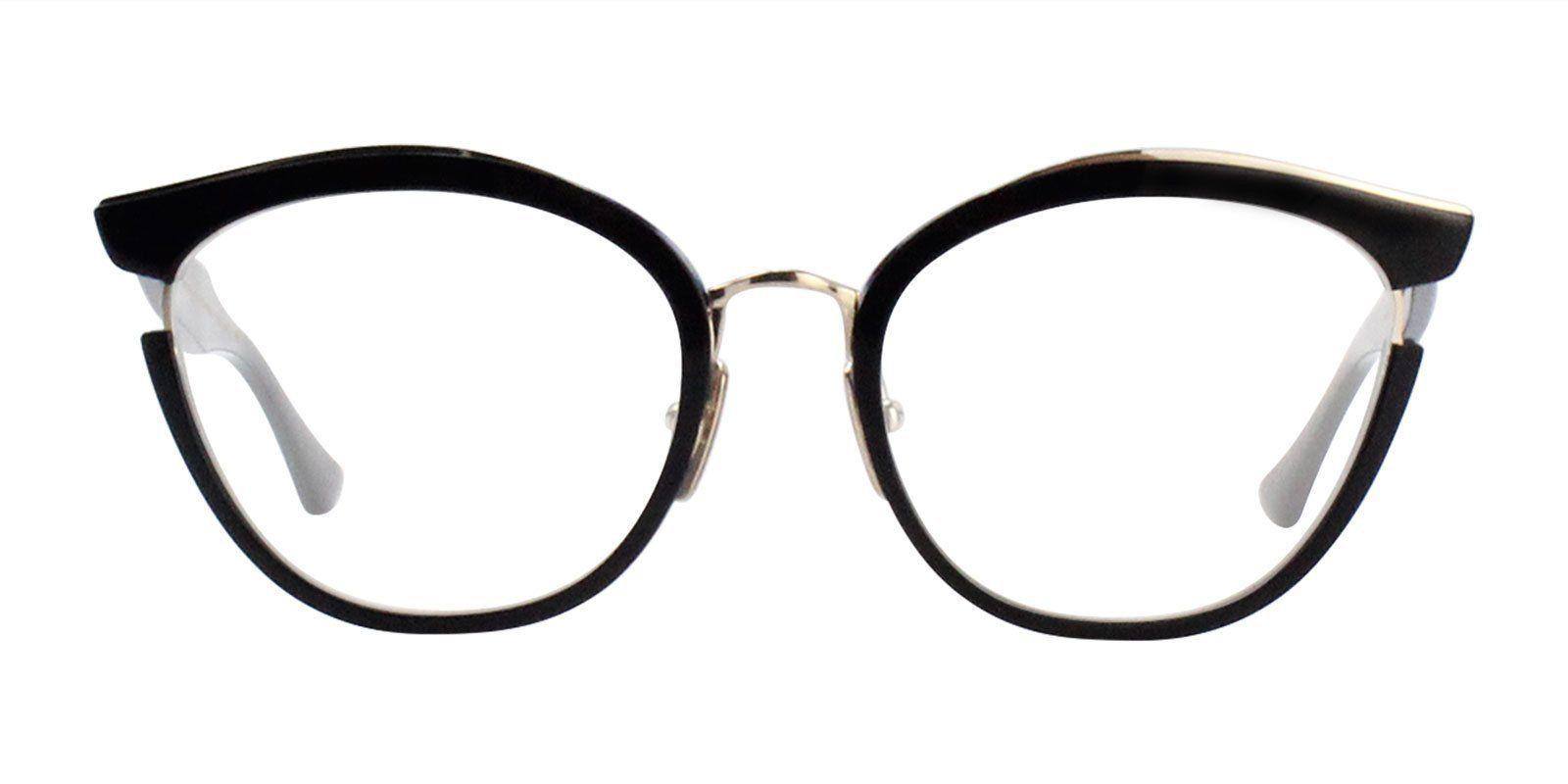b408f9696f Dita - MIKRO Navy-Navy Swirl - 14K Gold eyeglasses