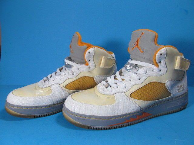super popular a07c1 bd88f 2007 NIKE AIR JORDAN 23 AF-1 THE BEST OF BOTH WORLDS SHOES 318608-181 SIZE  US-12  Nike  BasketballShoes