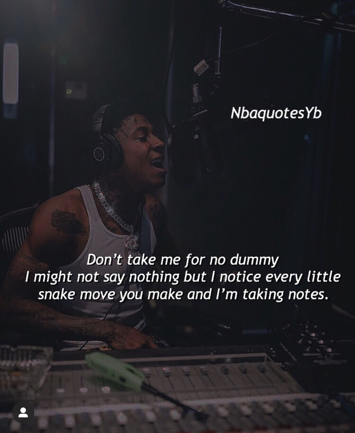 Nbayoungboy 4kt Quotes Rapper Quotes Honest Quotes Life Quotes