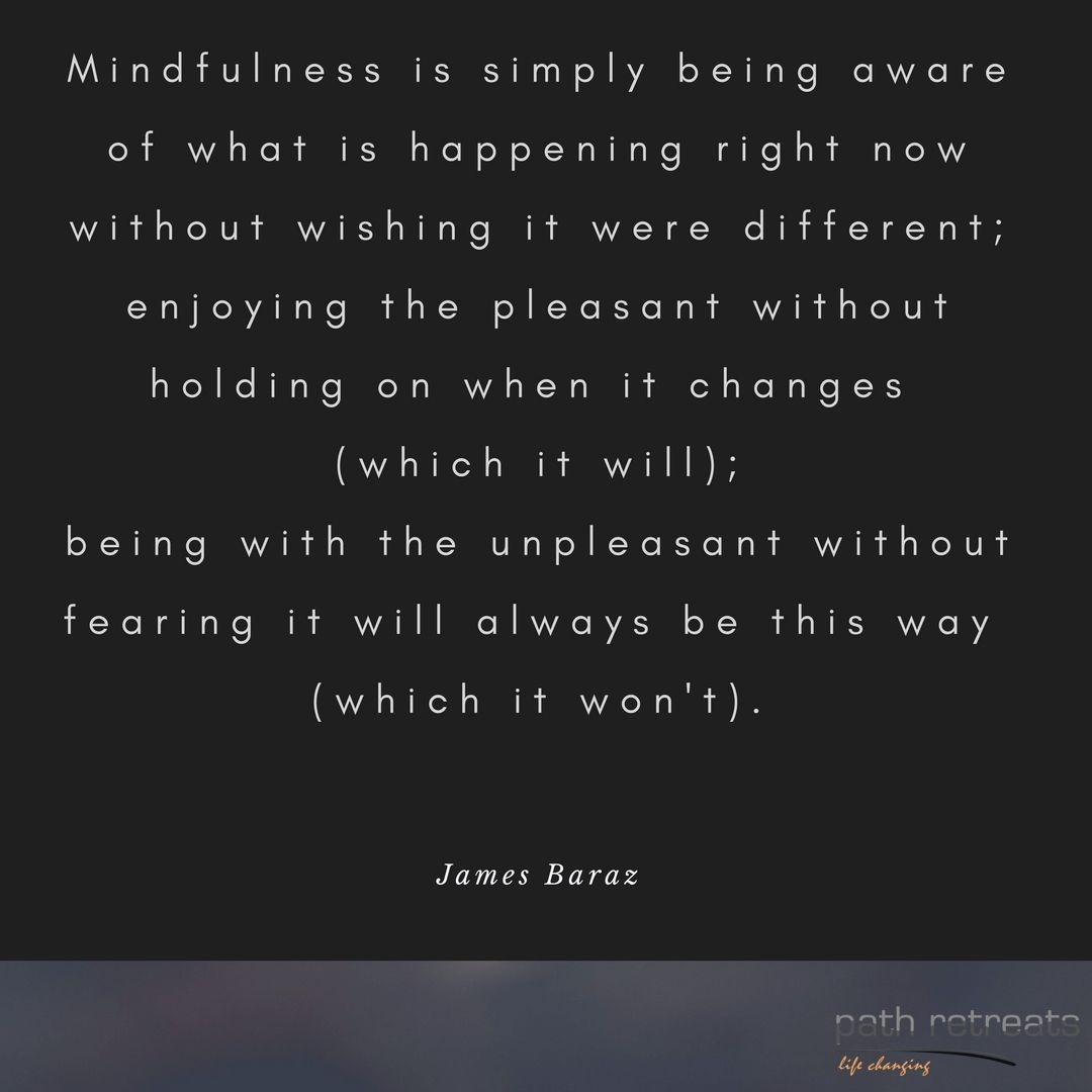 Personal Development Quotes James Baraz Quotes  Quotes On The Path  Pinterest  Paths And