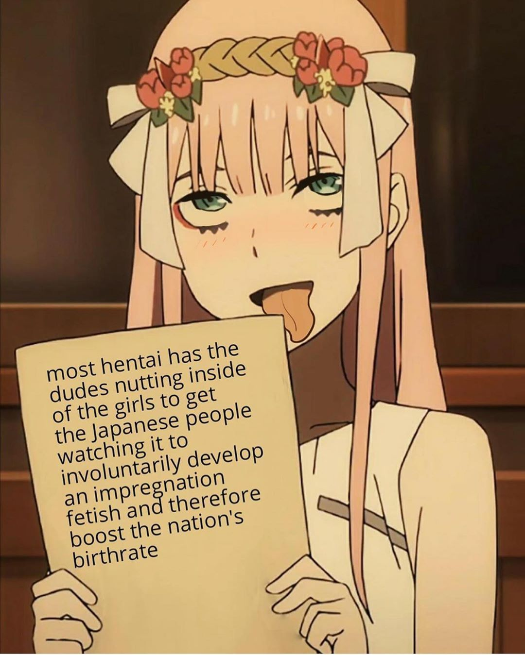 Pin On Anime Memes