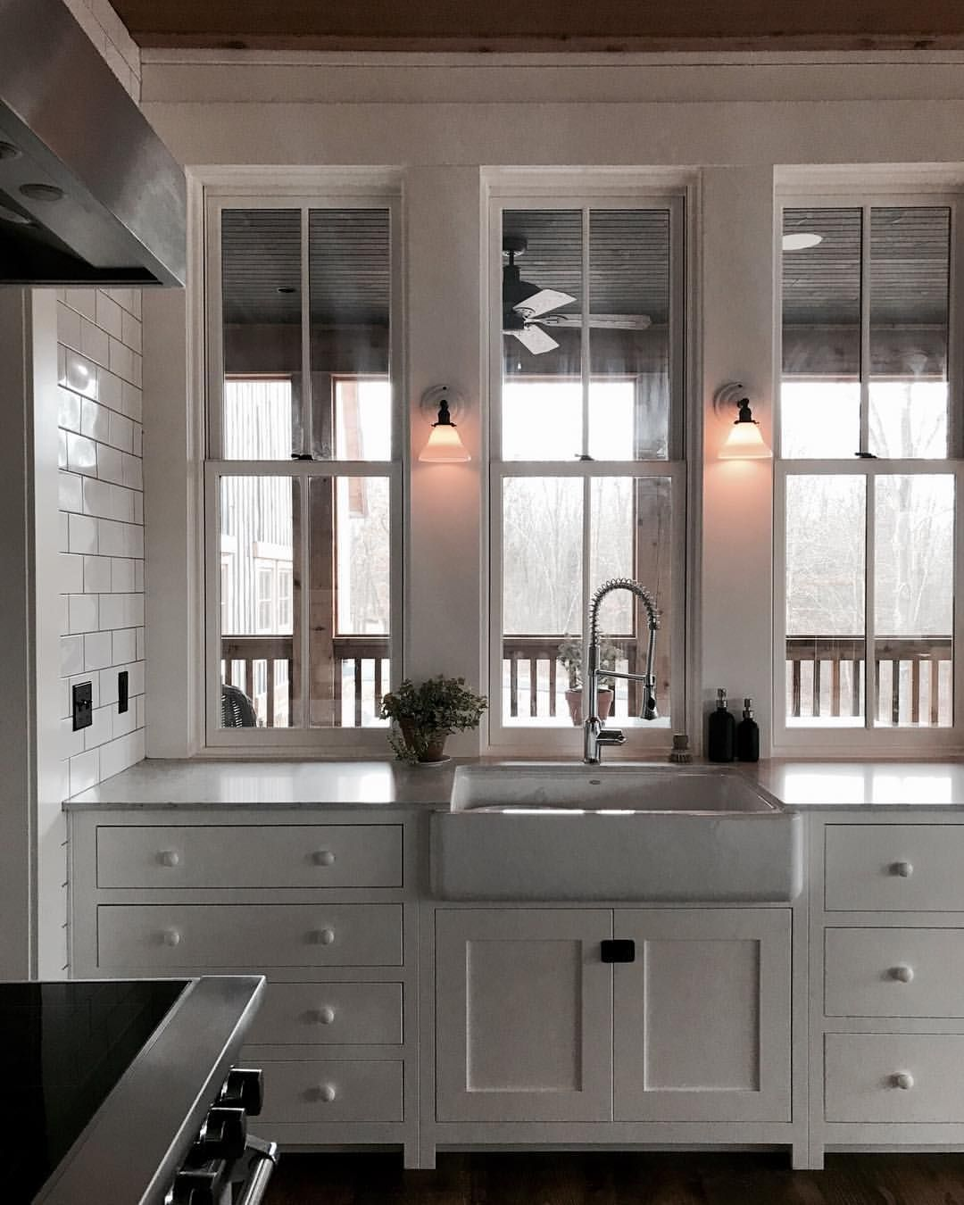 Hahka Happy Cottage Kitchen: Pin By Kathleen McIver On Sinks