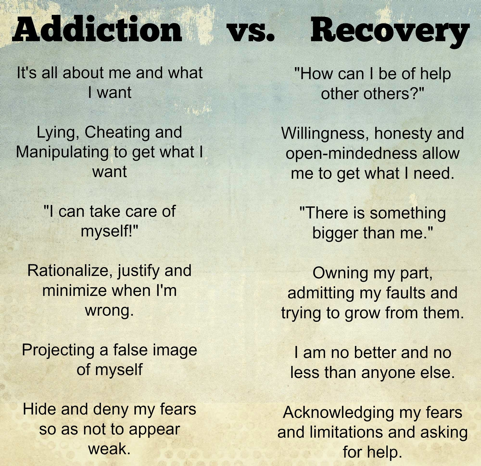 Addiction vs recovery deaddiction detoxclinic sahyog detox and socal addiction treatment specializes in the critical first step of addiction treatment visit for help robcynllc Choice Image