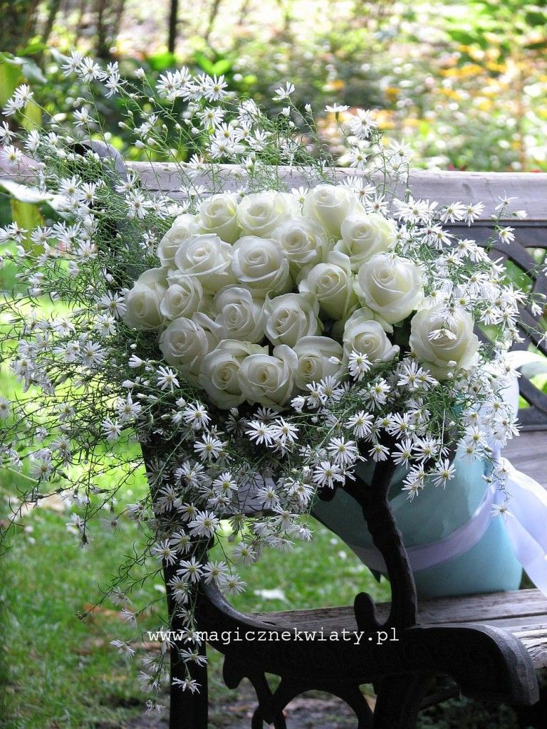 Magicznekwiaty Pl Flower Arrangements Pretty Flowers Beautiful Flowers