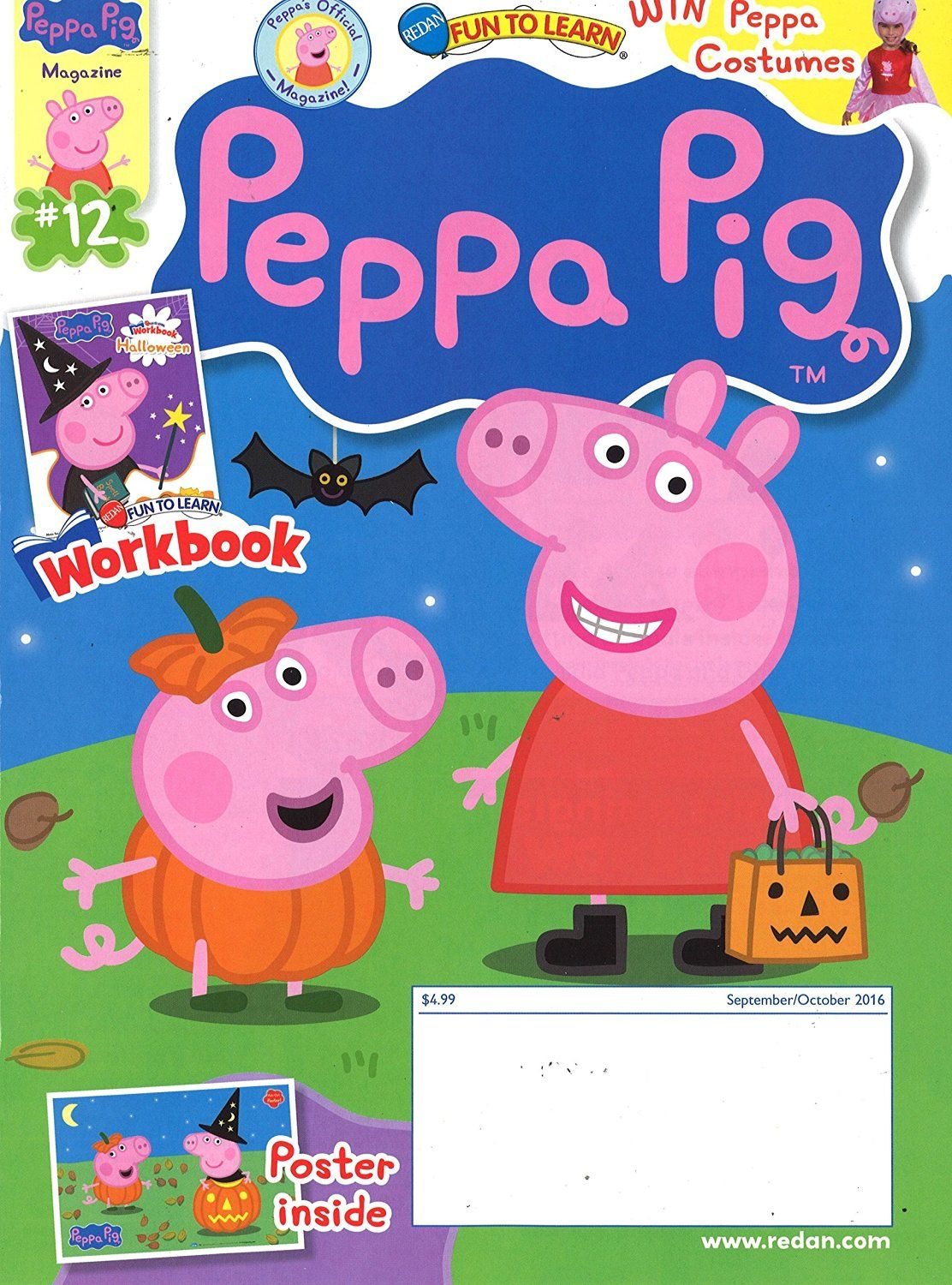 Peppa Pig Magazine | Learning skills, Magazines and Content