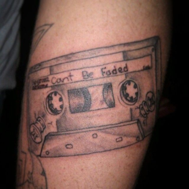 Instagram media by spook 713 screwtape djscrew cassette for Tattoos of houston