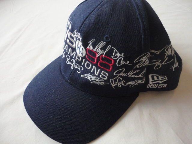 b433808f016d6a ... wholesale new york yankees new era 1998 world series champions snap  back cap hat newera newyorkyankees