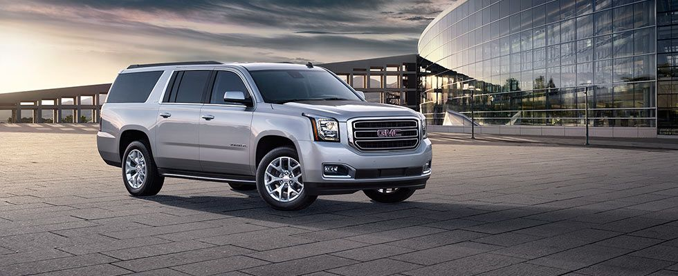 2015 Gmc Yukon Xl S Sleek Exterior Offers Little Hint Of The