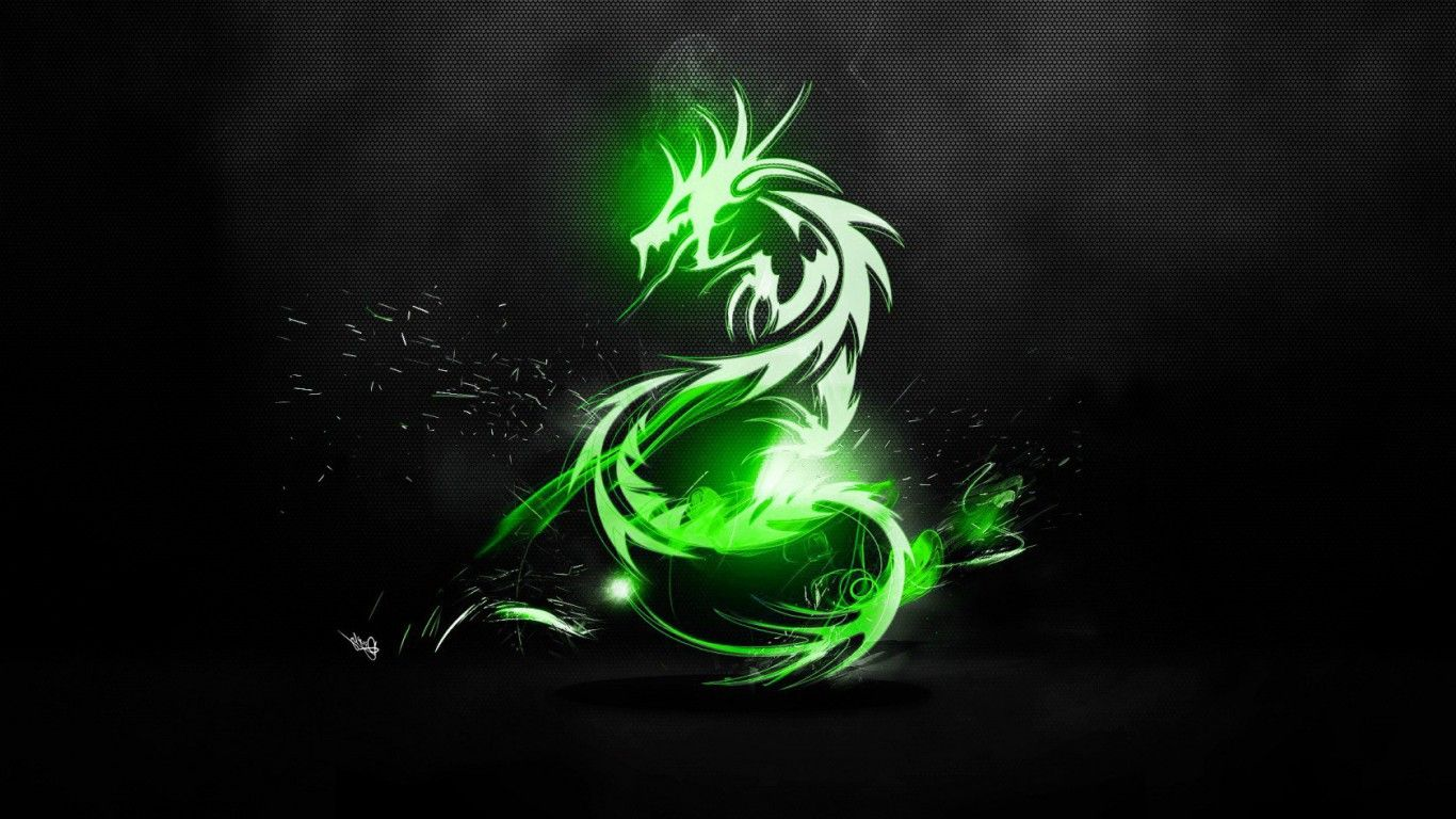GreenDragonWallpaper Dragon wallpaper iphone, Abstract