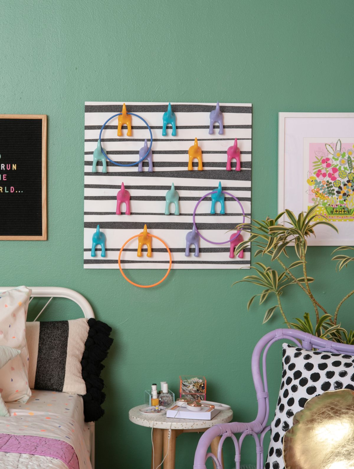 weekend project: a ring toss diy | Make It | Ring toss, Rings cool