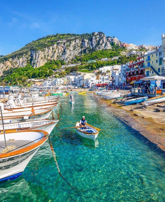 Capri voyage
