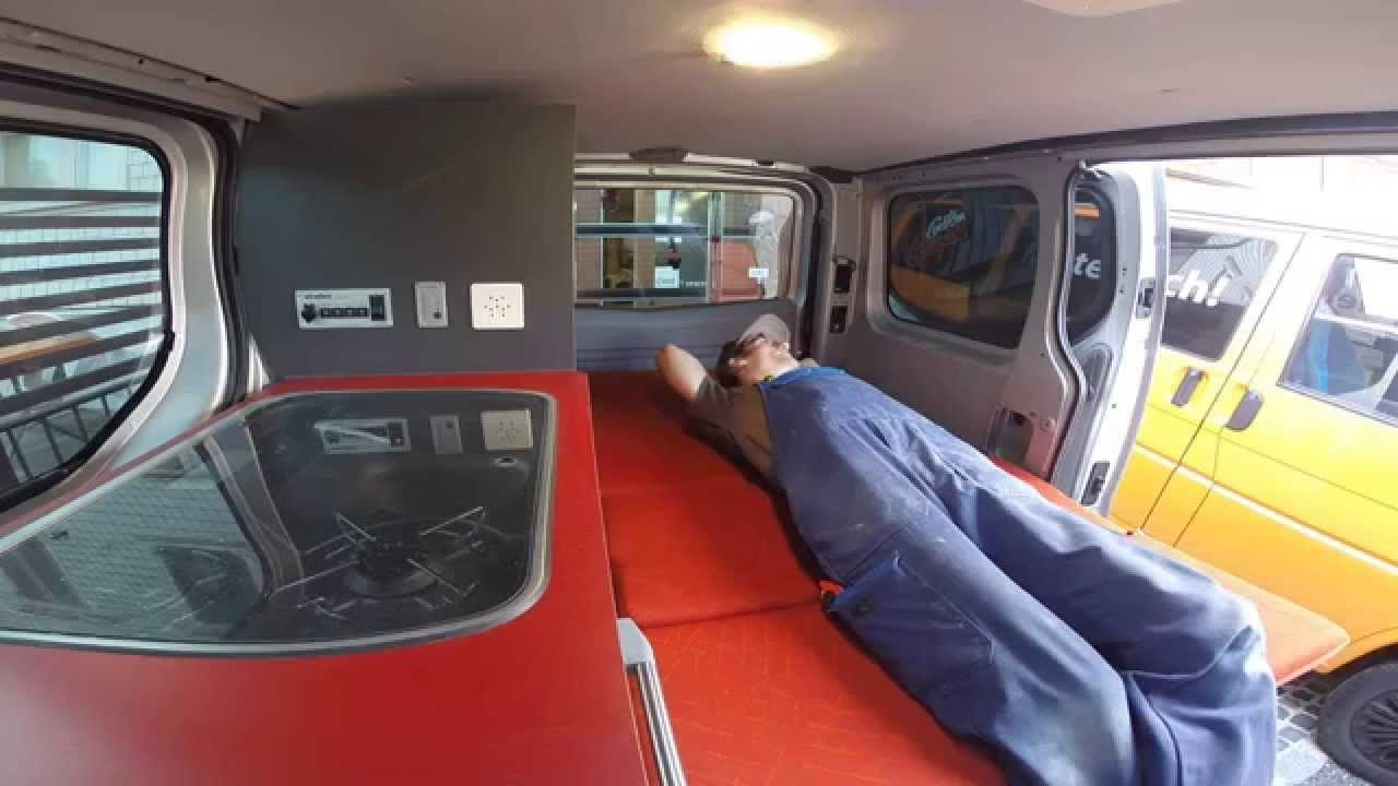 Camper conversion renault trafic by custom campers fun for Garage opel 77 pontault combault