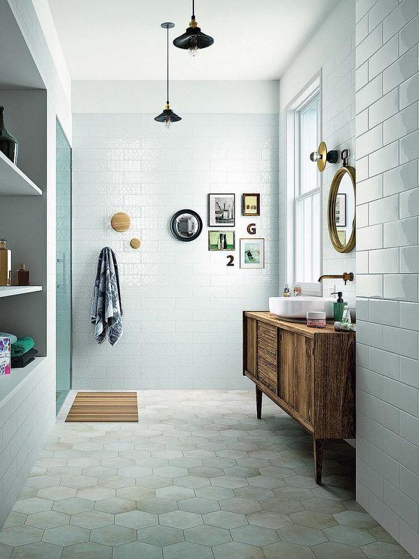 10 propuestas para actualizar tu baño | Azulejos cuarto de ...