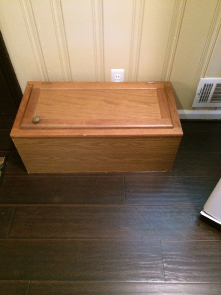 Repurposed Kitchen Cabinet