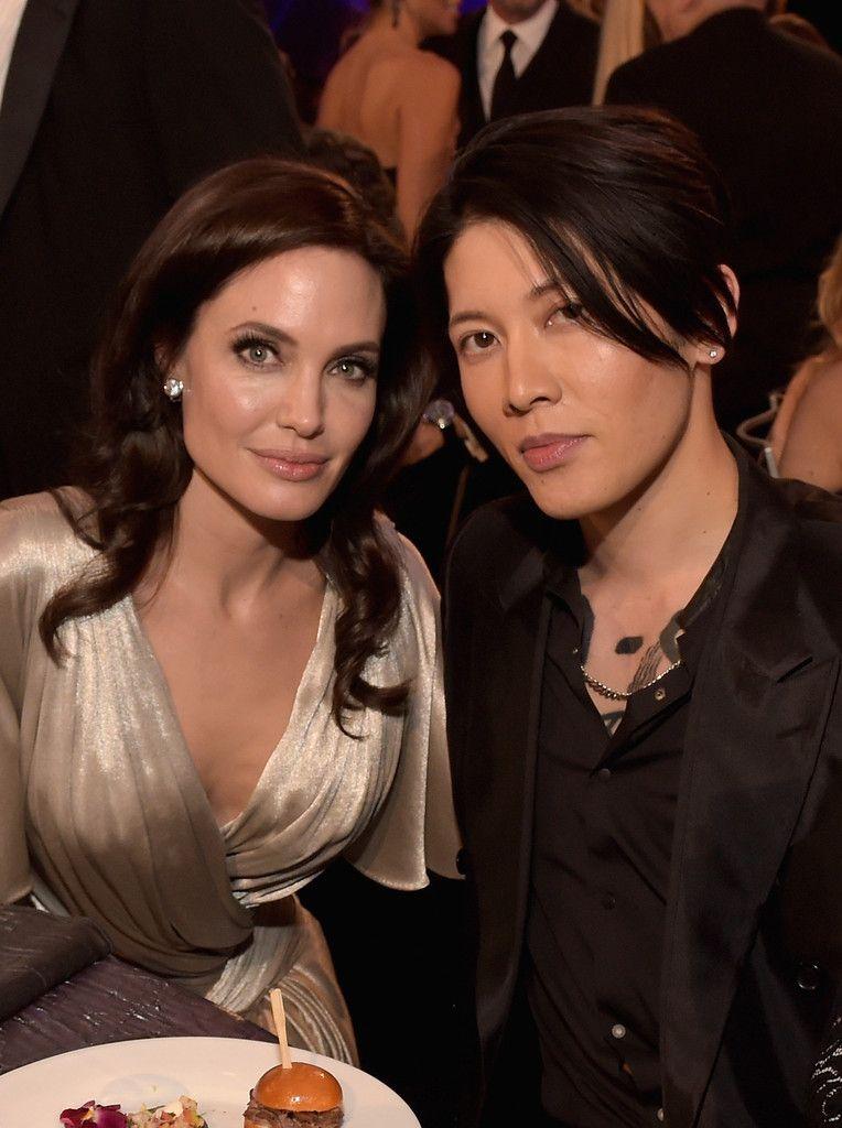 Angelina Jolie Photos Photos Inside The Critics Choice Movie