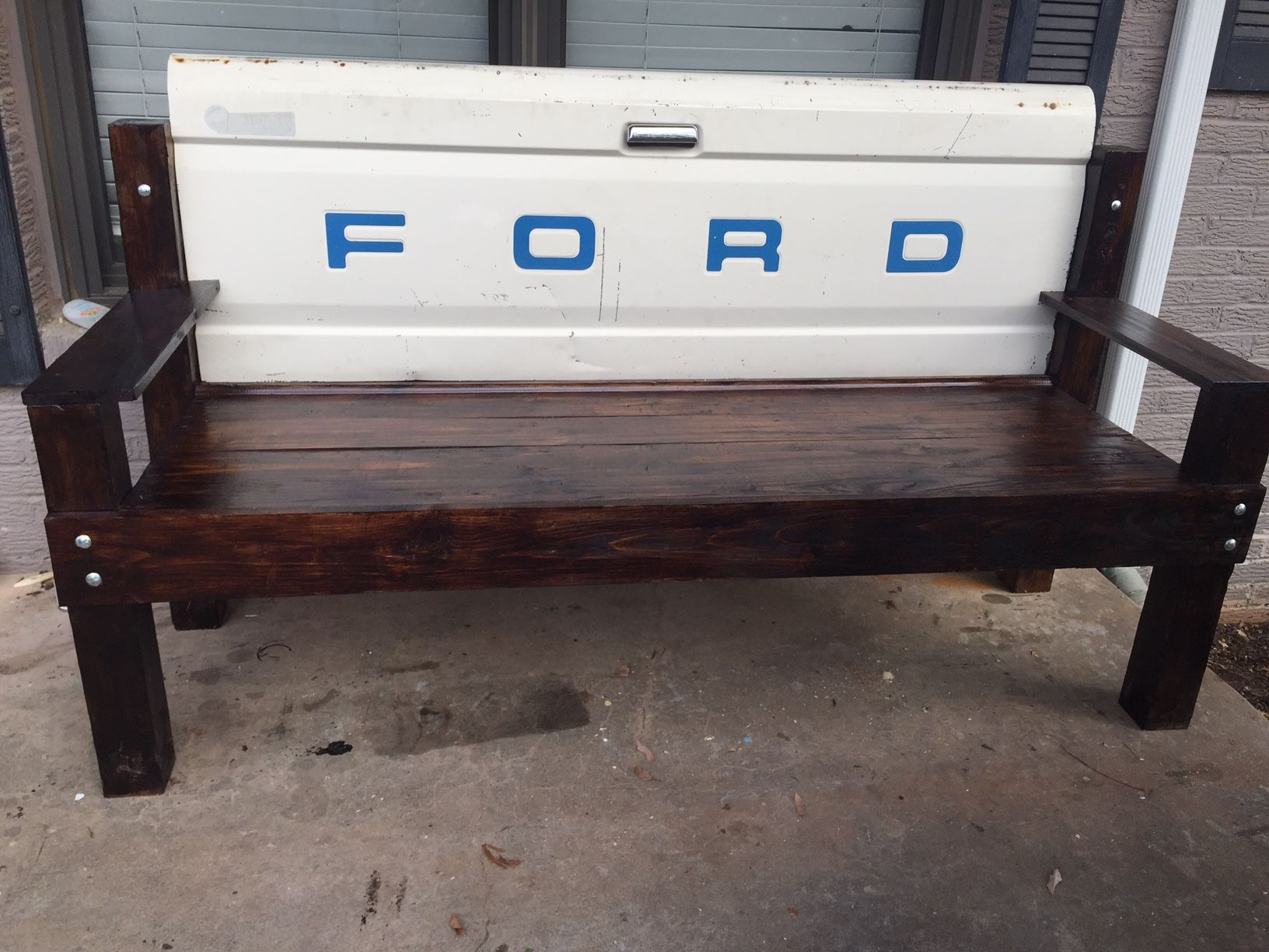 Pin By Ben Scott On Projects Tailgate Bench Truck