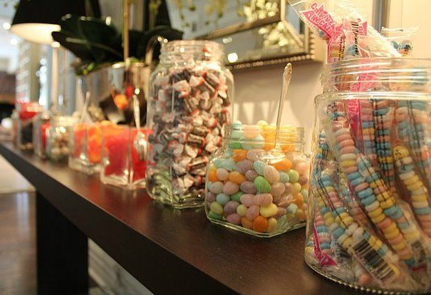 candy bar loot bags
