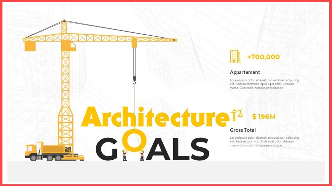 Free Architecture Powerpoint Template 2019 40 Slides With