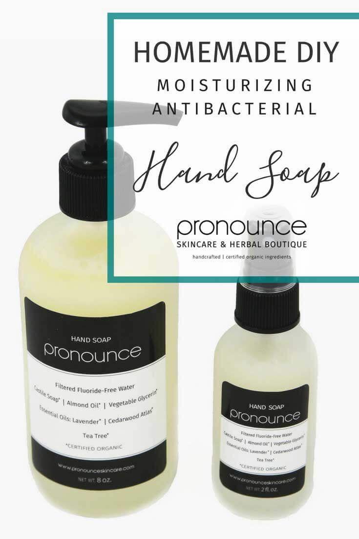 Diy Antibacterial Soap Antibacterial Soap Liquid Hand Soap Soap