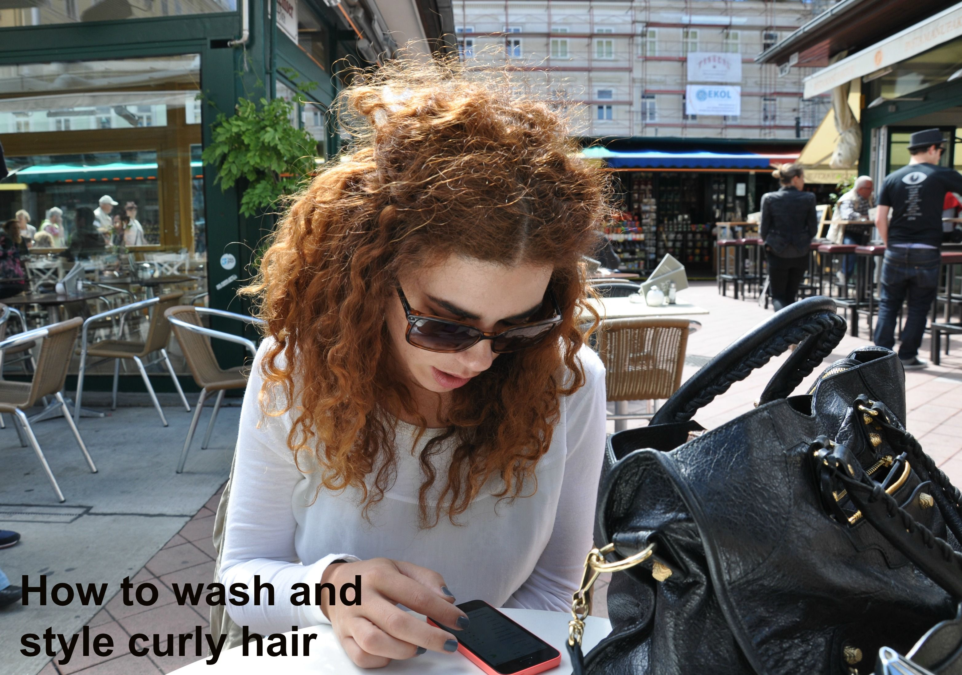 Tips For Perfect Curly Hair Step By Step Instructions To