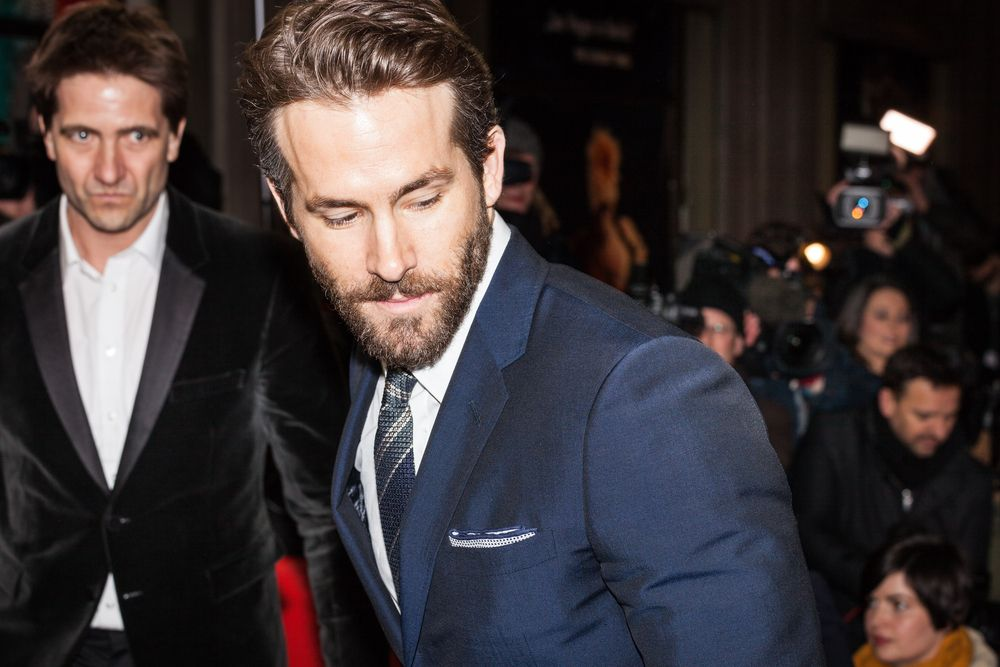 "Ryan Reynolds: ""Parenthood Is Better Than Peyote"" 