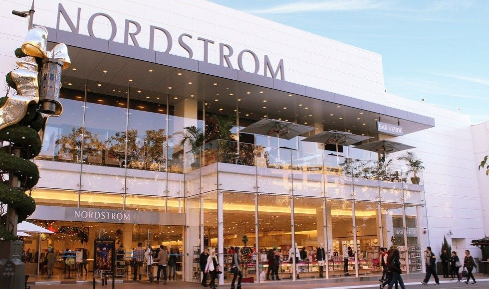 Nordstrom At The Grove New Store Front Sjp Nordstrom Luxury Store