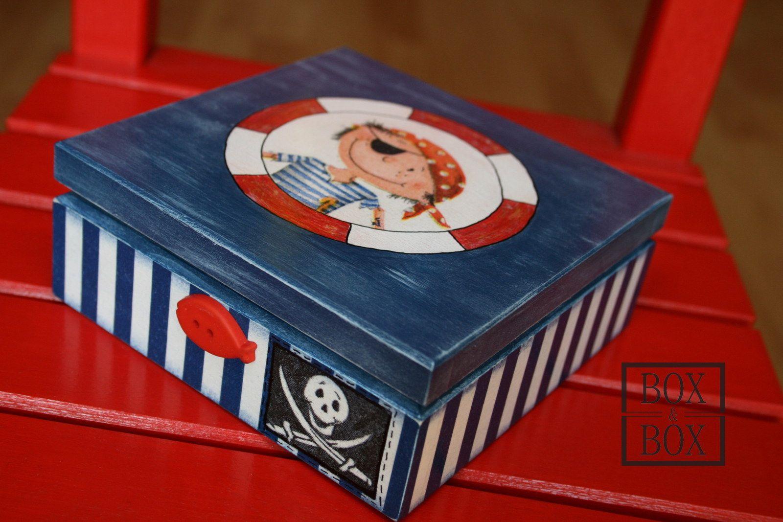 Pirate / Mercadorias fornecedor BOXandBOX | Fler.cz