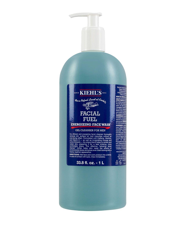 Facial fuel energizing face wash gel cleanser for men l face