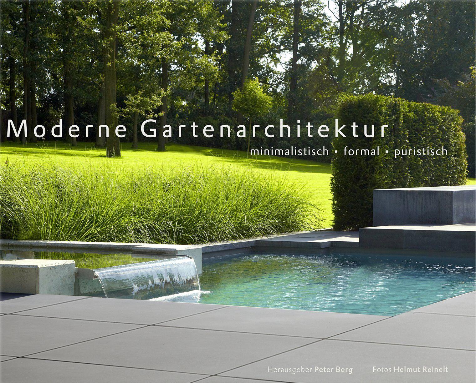 Moderne gartenarchitektur minimalistisch formal for Raumgestaltung rosenheim