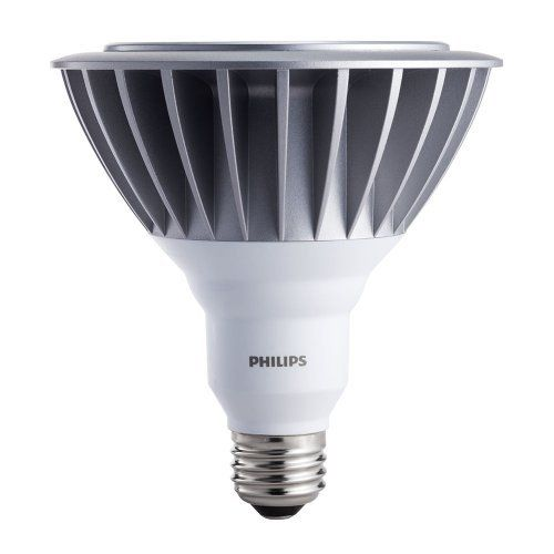 Led Outdoor Flood Light Bulbs Endearing Philips 422196 17Watt Par38 Led Outdoor Flood Light Bulbphilips Design Ideas