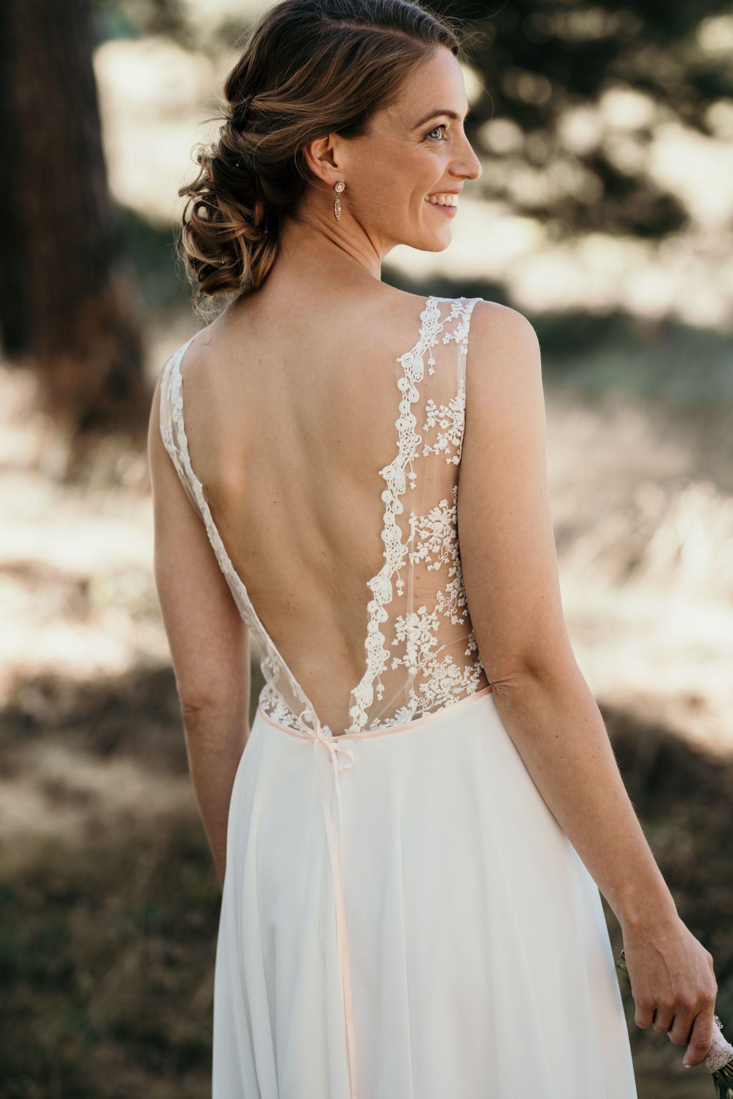 Kurze Brautkleider fürs Standesamt  Brautmode, Brautkleid spitze