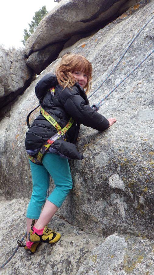 Petzl Ouistiti Full Body Climbing Harness