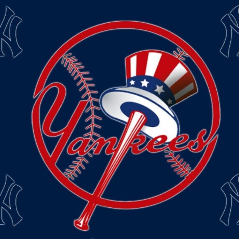 10 Top New York Yankees Logo Wallpapers Full Hd 1920 1080 For Pc Desktop 2020 Free Download New York Yankee In 2020 New York Yankees Logo Yankees Logo New York Yankees
