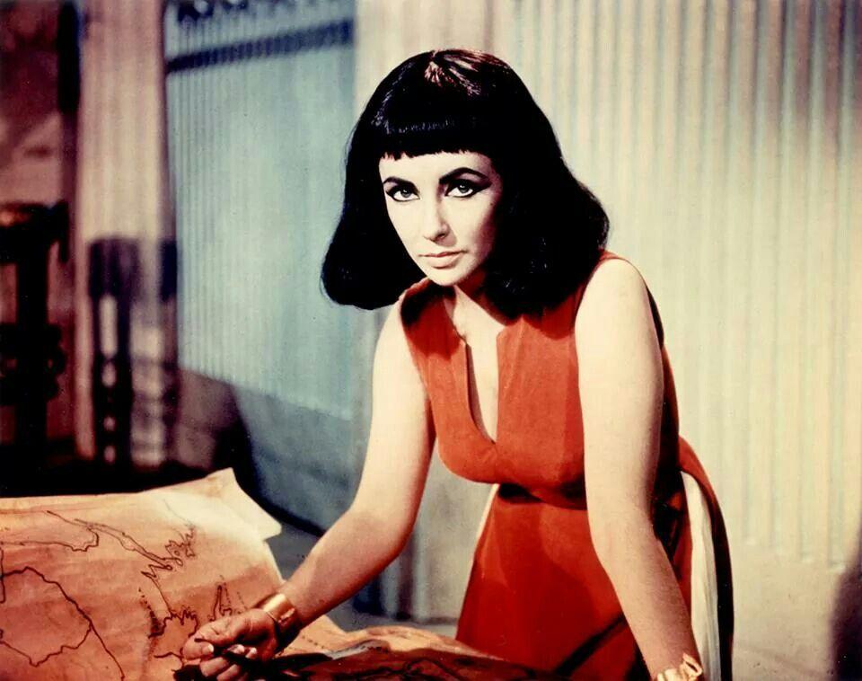Elizabeth Taylor - Cleopatra (1963)