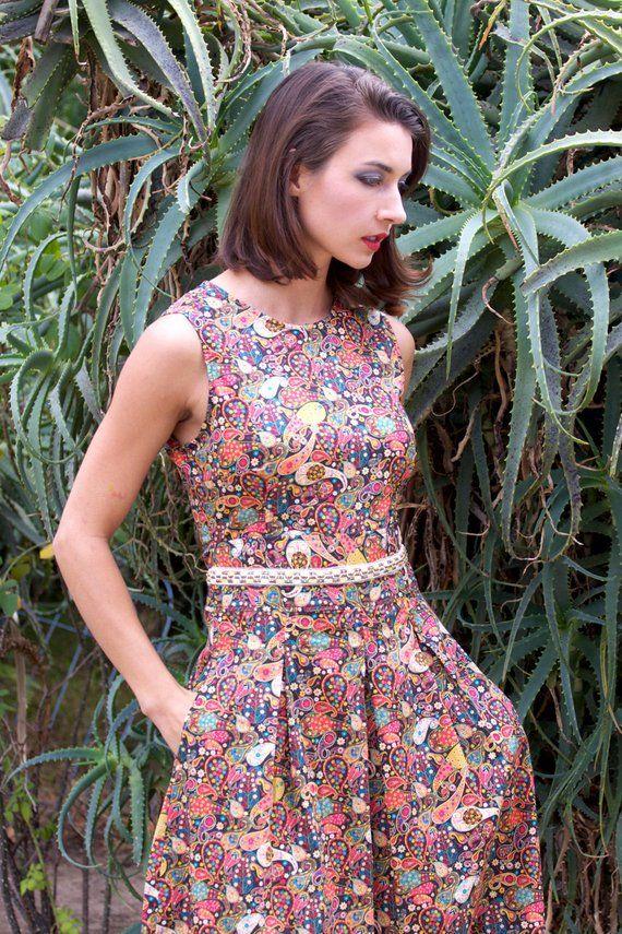 bb1a8564502 Pleated Midi Dress