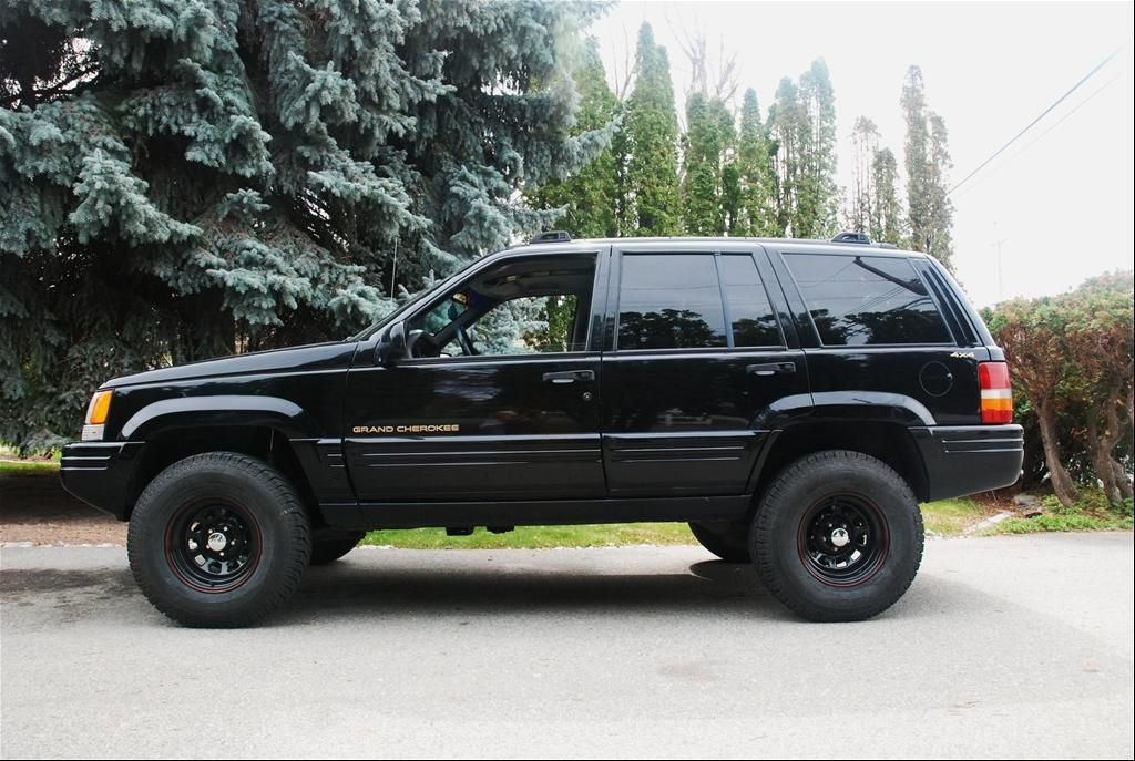 96 Jeep Grand Cherokee Lifted 1996 Jeep Grand Cherokee