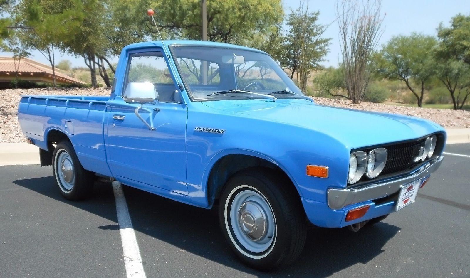Original Arizona Truck 1974 Datsun 620 Pickup Datsun Datsun Pickup Small Trucks