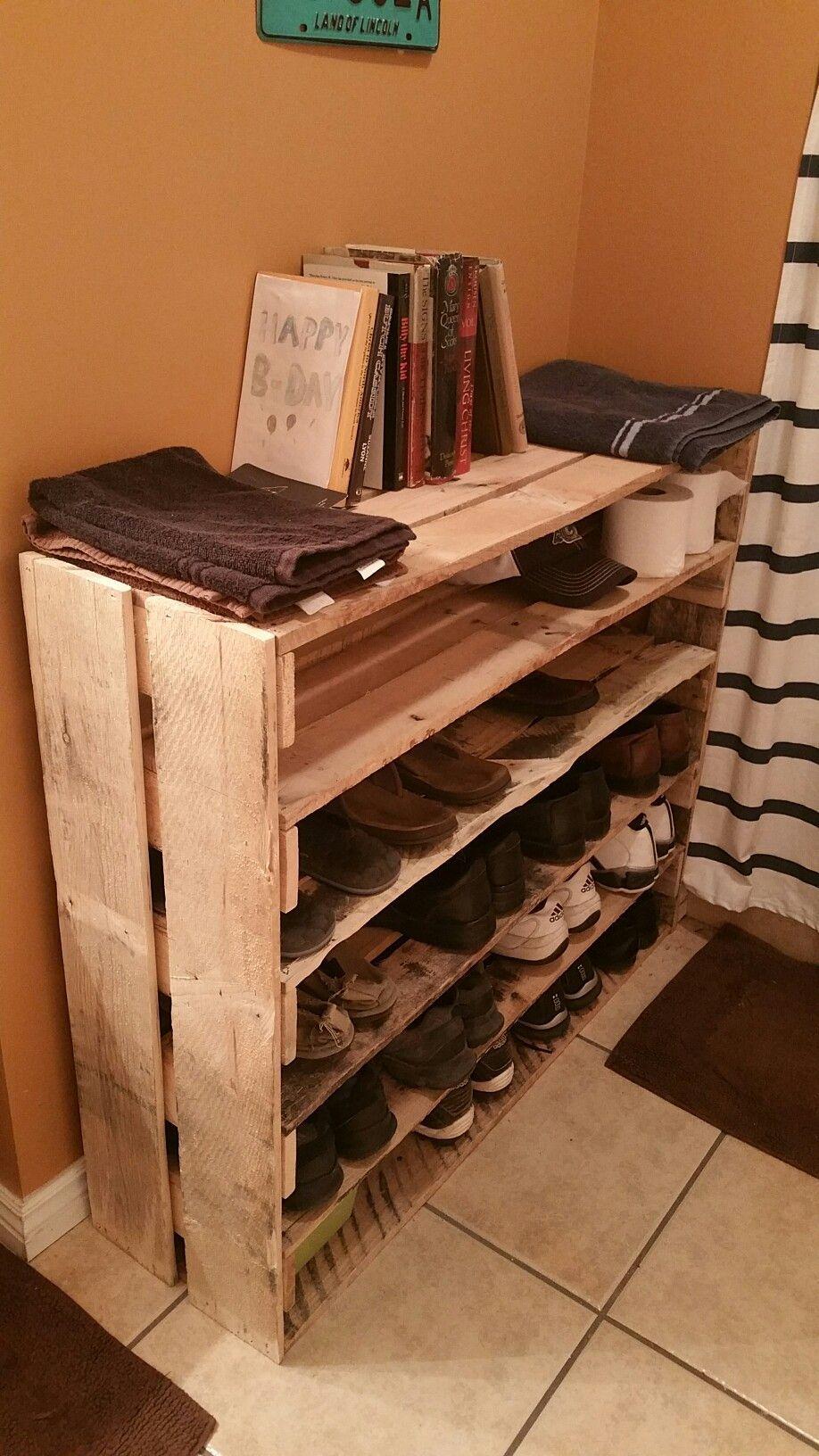 10 smart storage hacks for shoe lovers wood shoe rack on wood shoe rack diy simple id=30115