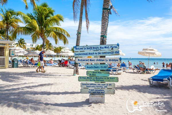 3 Top Key West Beaches To Explore Can Provide For Moments Of Relaxation On A Busy Island Or Plunge You Into Fun Crowd Enjoying Land And