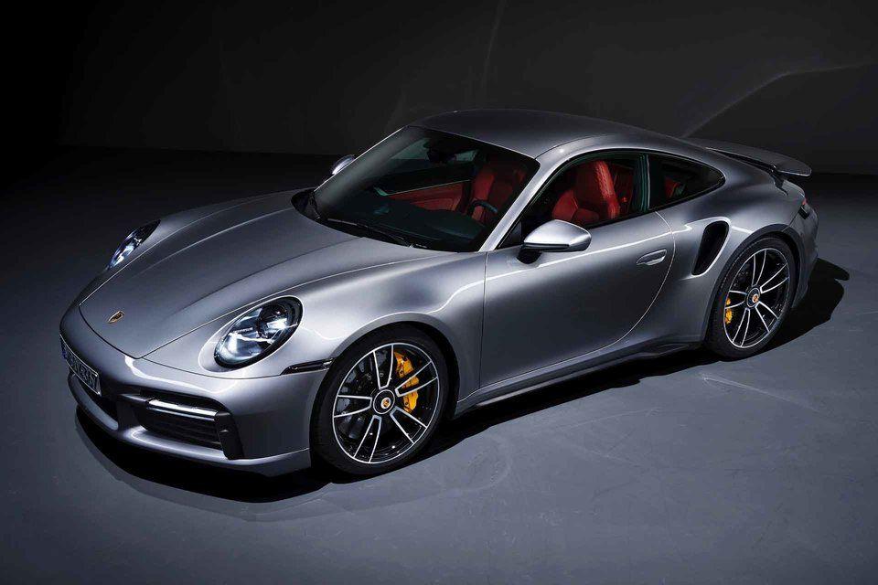 2021 Porsche 911 Turbo S Coupe & Cabriolet