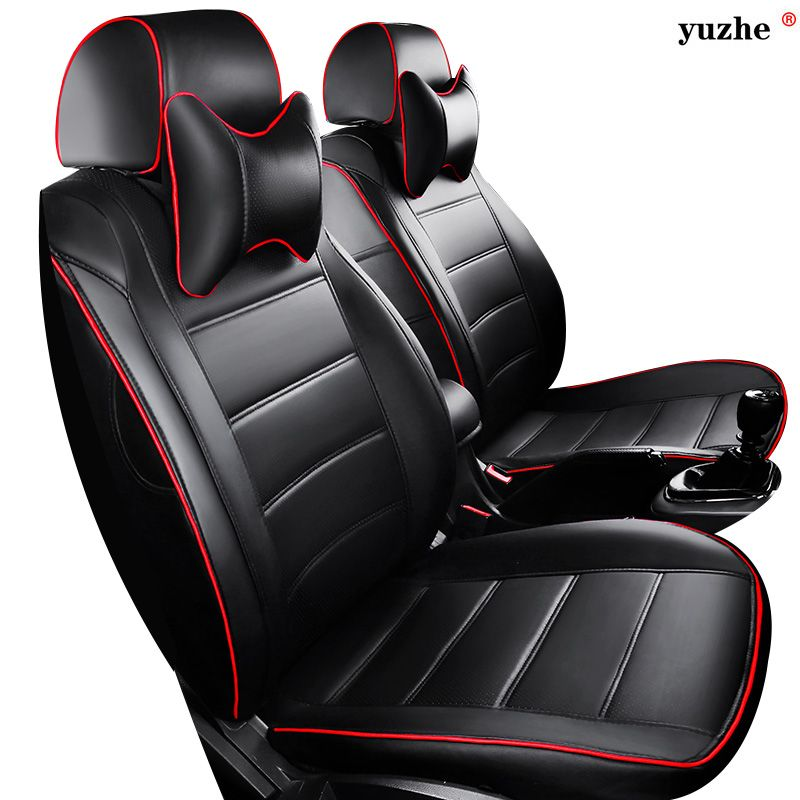 Leather Car Seat Cover For Toyota Volkswagen Suzuki Kia Mazda Mitsubishi Subaru Honda Audi Nissan Hyundai Access Leather Car Seat Covers Suzuki Swift Car Seats