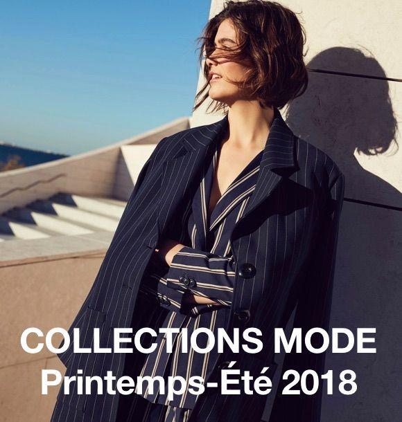 collections mode femme printemps t 2018 lookbooks. Black Bedroom Furniture Sets. Home Design Ideas