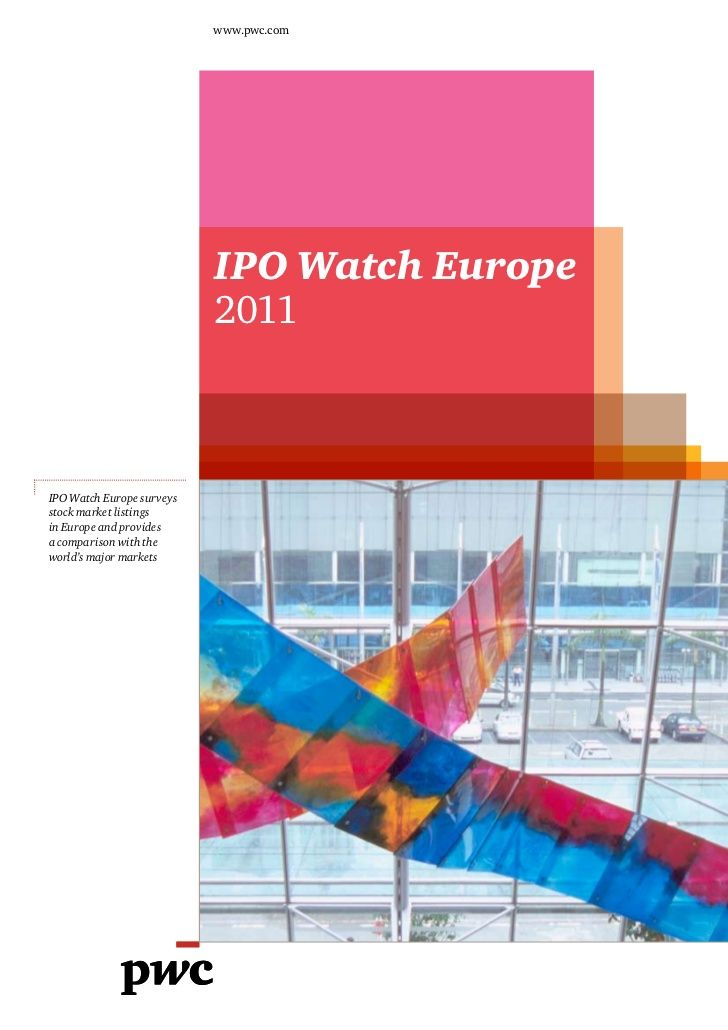 IPO Watch Europe 2011.