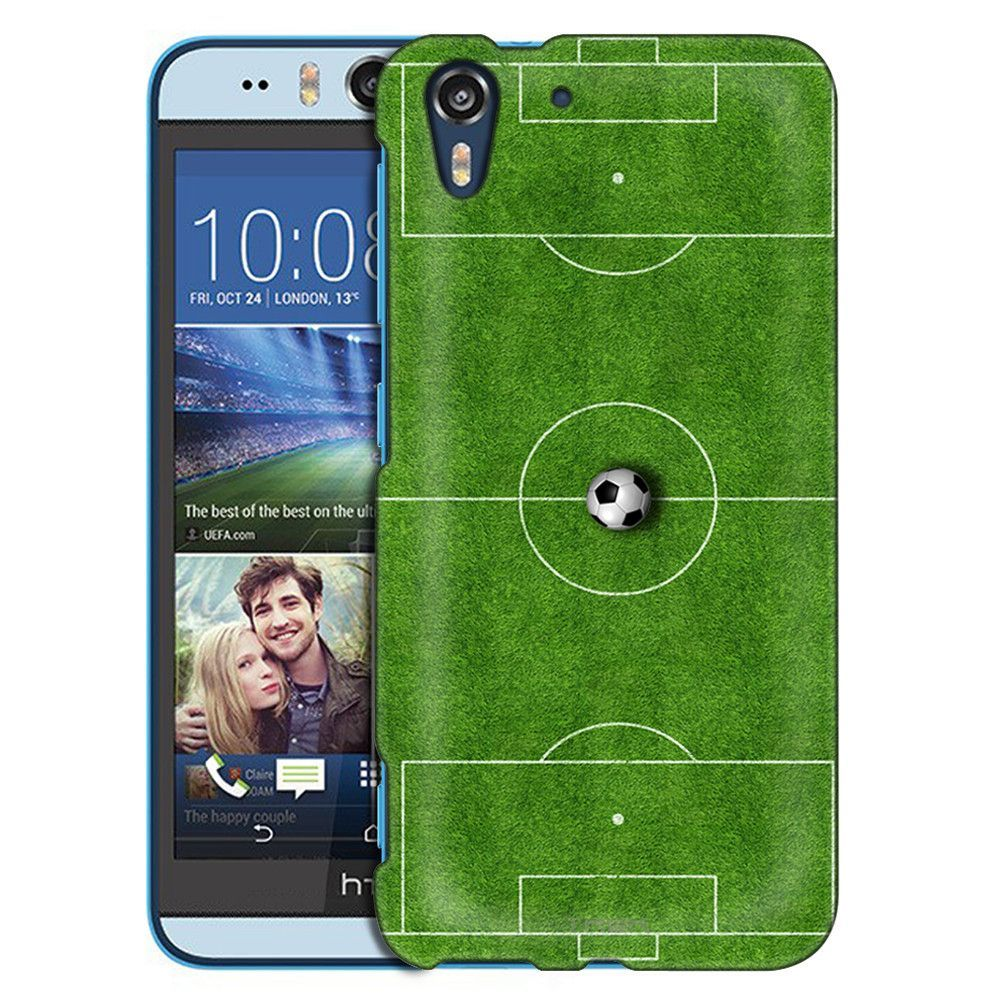 HTC Desire EYE Soccer Field Slim Case