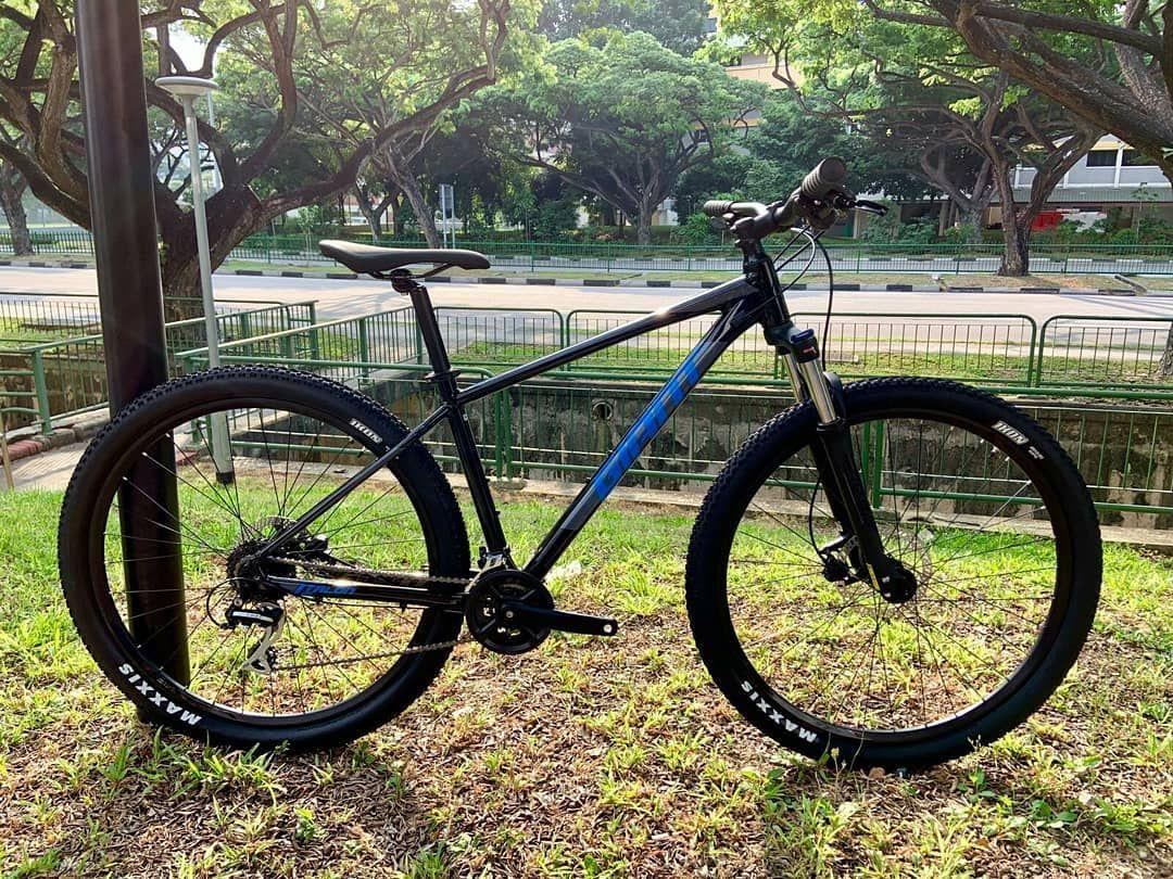 Great Choice For Xc Terrain 2020 Talon 3 29er Rideliferidegiant Giantbicycles Gianttalon29er Giant Bikes Giant Bicycles Giants
