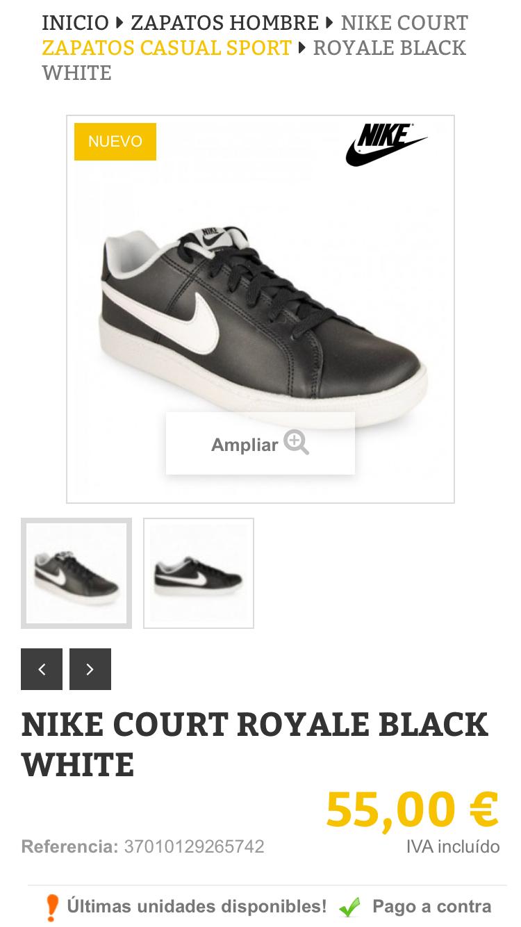 1d65bd62a92dc Nueva colección otoño-invierno 2018-2019 marca Nike