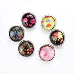 Wholesale Snap Buttons Jewelry Interchangeable Snap ...